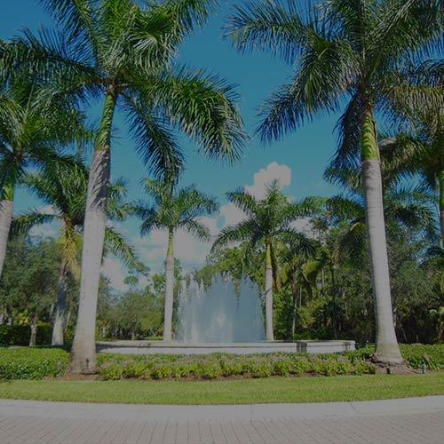 Community Fountain | Tarpon Bay Community Association, Inc. - Naples, Florida