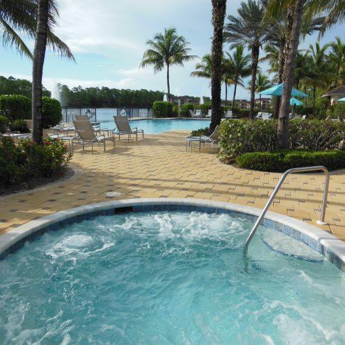 Pool and Spa | Tarpon Bay Community Association, Inc. - Naples, Florida